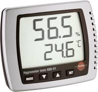 testo 608-H1 Légnedvesség mérő Kalibrált (ISO) 10 % rF 98 % rF Olvadáspont-/penészesedés jelző testo