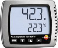 Testo 608-H2 digitális hő- és párataralom mérő testo