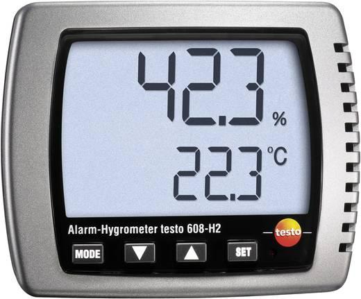 Testo 608-H2 digitális hő- és párataralom mérő