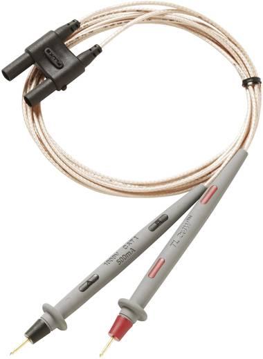 Ellenállás mérő mérőcsipesz, 4mm-es banándugókkal 1m Fluke TL2X4W-PTII