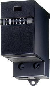 Mechanikus összegző számláló modul DIN sínre szerelhető 7 digites 24V/DC beépítési méret 58 x 30mm Kübler SK 07.1 Kübler