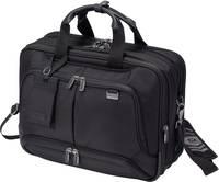 "Dicota Notebook táska Top Travaller Twin Pro Alkalmas: Max.: 39,6 cm (15,6"") Fekete Dicota"