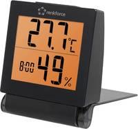 Beltéri hőmérséklet és légnedvességmérő, Renkforce Renkforce