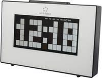 LED-es ébresztőóra, beltéri hőmérővel Renkforce E0202LNS  Renkforce