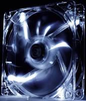 Számítógépház ventilátor 120 x 120 x 25 mm, Thermaltake Pure 12 LED (CL-F020-PL12WT-A) Thermaltake