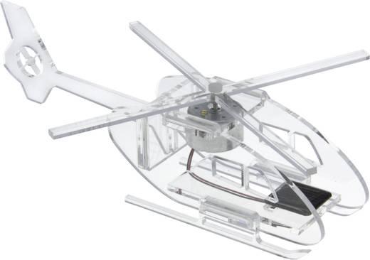 Napelemes akril helikopter építőkészlet, Sol Expert Solar Kit