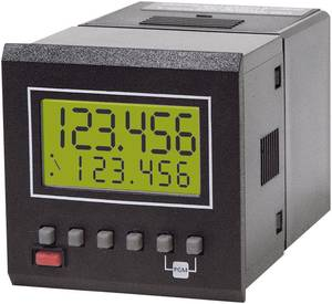 Számláló modul, 45 x 45 mm, Trumeter 7922 (7922) Trumeter