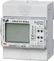 DIN sínre szerelhető 3 fázisú digitális fogyasztásmérő 5A, MID hiteles, TIP SINUS 5//1 S0 (141) TIP