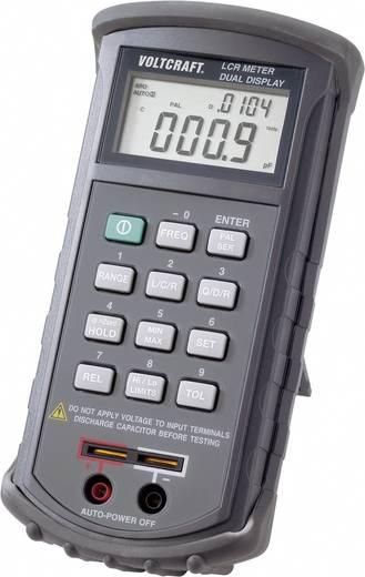 LCR mérőműszer, induktivitás, kapacitás, ellenállásmérő Voltcraft LCR 4080