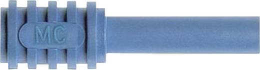 Banándugó átalakító adapter 2mm-es hüvelyről 4mm-es dugóra átalakító, 600V-ig szigetelt, fekete MultiContact XA-2/4