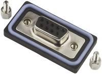 D-SUB hüvelyes kapocsléc 180 °, pólusszám: 25, forrasztható, Amphenol LTW SDB-25PFFS-SL8001 (2601-0100-03) Amphenol LTW