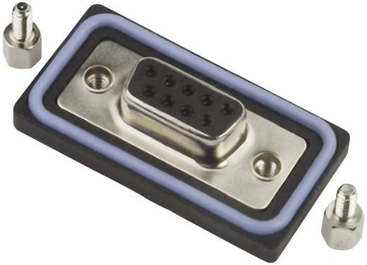 D-SUB tűs kapocsléc 180 °, pólusszám: 15, forrasztható, Amphenol LTW SDB-15PMMS-SL8001
