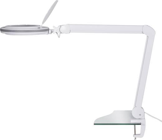 SMD LED-es, karos asztali nagyító, 3 dioptria nagyítással 6W FixPoint 45272