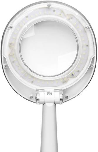 SMD LED-es, karos asztali nagyító, 3 dioptria nagyítással 5W FixPoint 77452