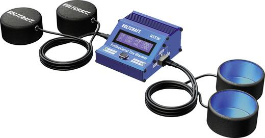 1:10 Abroncs melegítő + 230 V 17 A hálózati adapterrel, Voltcraft