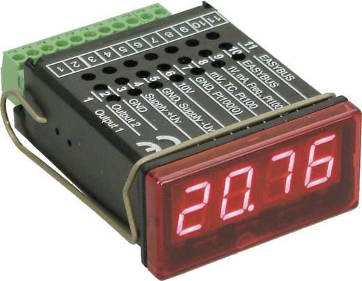 Greisinger GIA 20 EB beépíthető univerzális mérő- és szabályzó modul, 46x22 mm