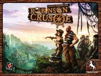 Pegasus Spiele Robinson Crusoes Vermächtnis 51945G (51945G) Pegasus Spiele