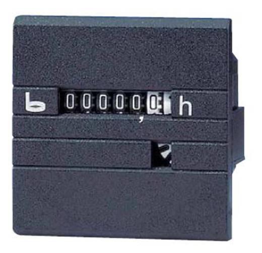 Üzemóra számláló 12-80V, Bauser 630