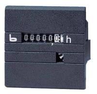 Üzemóra számláló 12-80V, Bauser 630 (630/008, 10-80VDC) Bauser