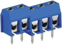 DECA MA412-500M02 Csavaros kapocstömb 1.50 mm² Pólusszám 2 Kék 1 db DECA