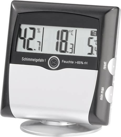 Infra hőmérő és szobai hőmérő és higrométer, penészesedés és harmatpont jelzéssel TFA MS-10 SET