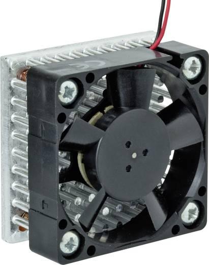 Axiális ventilátor (ipari), 12 V/DC 25 x 25 x 15 mm SEPA HXB25B12