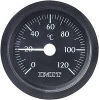 Beépíthető kapilláris hőmérő 0-tól +120 °C-ig 52 mm-es kijelzővel 100847 (100847) IMIT
