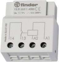 Kapcsoló relé 1 db Finder 13.31.8.012.4300 1 záró 12 V/AC 12 A (13.31.8.012.4300) Finder