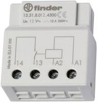 Monostabil relé szerelvénydobozba, 12 V/AC, 1 záró, 12 A, 250 V/AC, Finder 13.31.8.012.4300, 1 db Finder