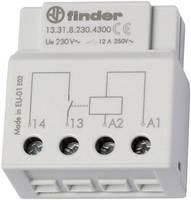 Kapcsoló relé Falba süllyesztett Finder 13.31.8.230.4300 1 záró 230 V/AC 12 A 1 db Finder