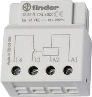 Kapcsoló relé Falba süllyesztett Finder 13.31.9.024.4300 1 záró 24 V/DC 12 A 1 db Finder