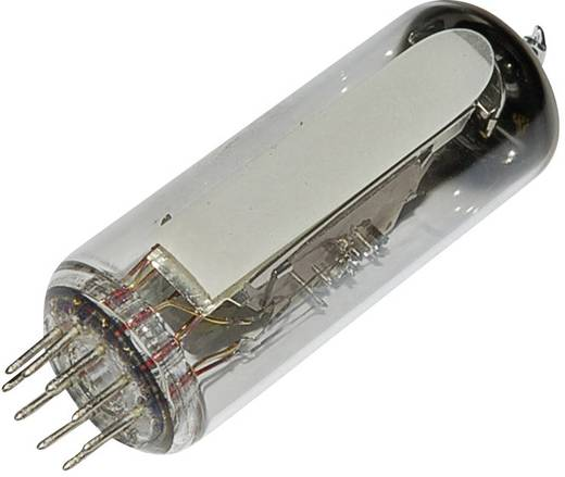 Elektroncső EM 84 = 6 FG 6, pólusszám 9, novál foglalat, Szavazás jelző