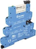 Csatoló relé 1 db 125 V/DC, 125 V/AC 6 A 1 váltó Finder 39.61.0.125.0060 (39.61.0.125.0060) Finder