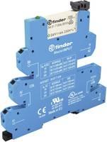 Csatoló relé 1 db 24 V/DC, 24 V/AC 6 A 1 váltó Finder 39.71.0.024.5060 (39.71.0.024.5060) Finder
