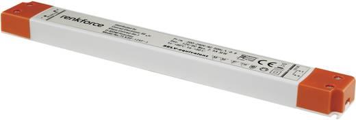 LED meghajtó trafó 0...30W 12VDC 2,5A, renkforce 1217842