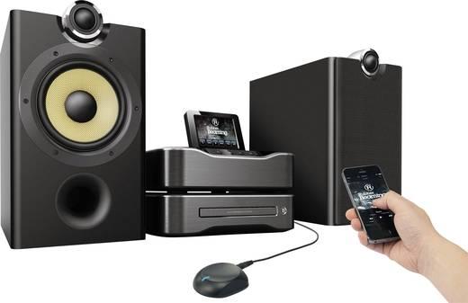 Bluetooth zenei vevő audio adapter Renkforce Bluetooth 3.0 1217950