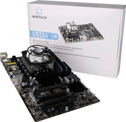 Számítógép bővítő készlet, AMD FX-6300 (6 x3.5 GHz) 8 GBATX