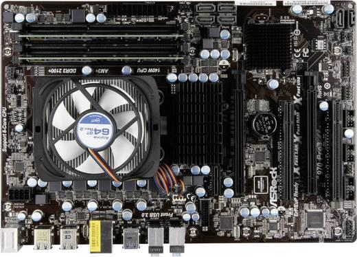 Számítógép bővítő készlet, AMD FX-8320 (8 x3.5 GHz) 8 GBATX