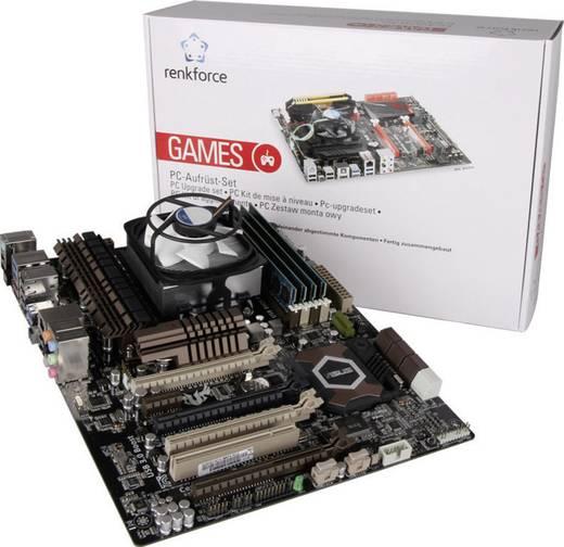Számítógép bővítő készlet, AMD FX-8350 (8 x4.0 GHz) 16 GBATX
