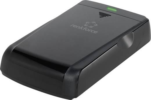 SATA merevlemez doboz 2.5 , 3.5 Renkforce MEN-0808 USB 3.0