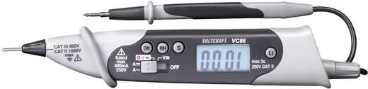 Egykezes stiftmultiméter, toll multiméter 400mA AC/DC Voltcraft VC-86