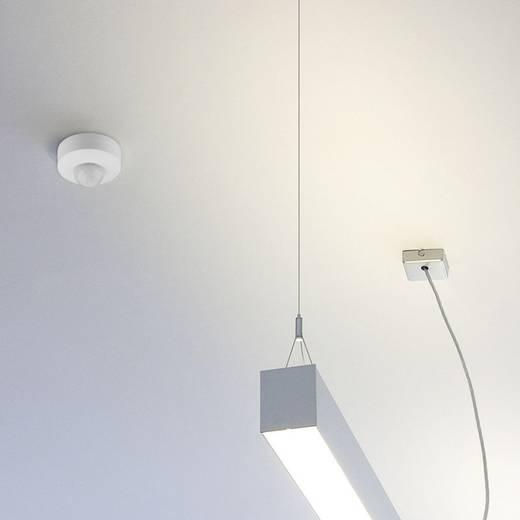 Mennyezeti- és fali relés mozgásérzékelő, fehér, IP20, 360 °, Goobay 96010