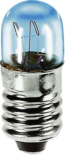 Kis csőlámpa T2 3/4 30 V 2 W 0.066 A, foglalat: E10, átlátszó, Barthelme