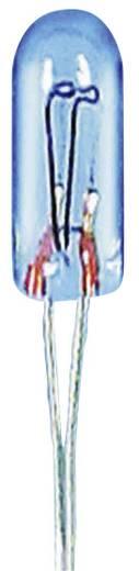 Mikro izzó 12 V 0.3 W, foglalat: T1, átlátszó, Barthelme
