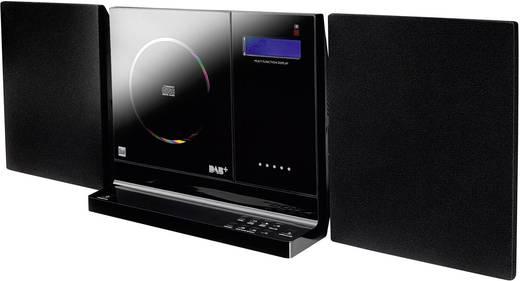 Sztereo berendezés, CD, DAB+, FM, USB, SD, Dual Vertical DAB 101