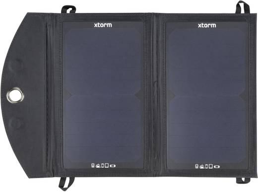 Napelemes akkutöltő, összecsukható hordtáskában 12 W Xtorm by A-Solar AP150