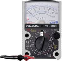 Analóg multiméter mérőműszer 10A/DC 500V AC/DC CAT III Voltcraft VC-5080 VOLTCRAFT