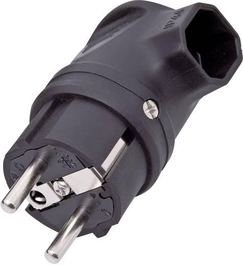 Gumi 230 V fekete, IP44 interBär 9004-004.01