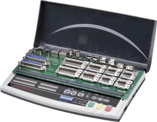 Számítógépes kábelteszter, kábelvizsgáló műszer VOLTCRAFT® CT-7