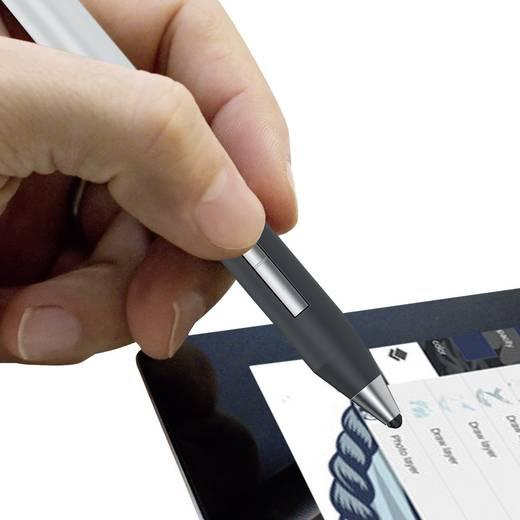 Bluetooth® beviteli stift Pixelpoint heggyel, fekete, Adonit Jot Touch 4
